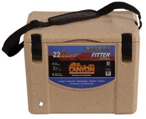 Canyon Coolers Outfitter Series 22qt- Sandstone _ Sports & Outdoors