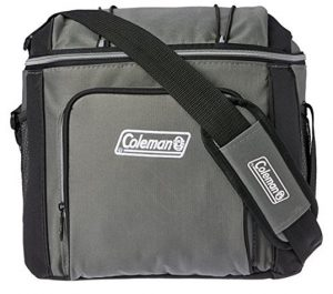 Coleman 16-Can Soft Cooler with Removable Liner, Blue - 3000001313