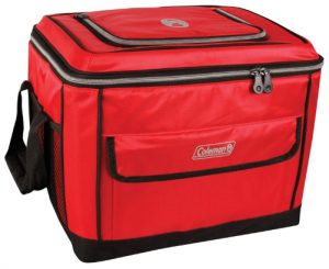Coleman Soft Collapsible Cooler with Flexible Liner _ Portable Cool