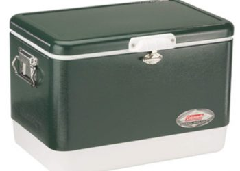 Coleman Steel-Belted Portable Cooler, 54 Quart review