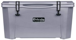Grizzly 60 Quart Rotomolded Cooler