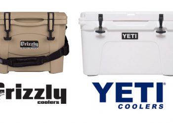 COOLER FACE OFF – GRIZZLY VS. YETI COOLERS