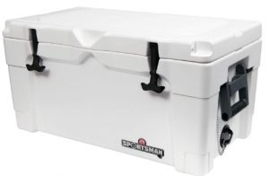 Igloo Products Sportsman 5 Quart Cooler, White _ Sports & Outdoors