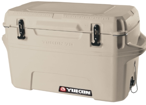 Igloo Yukon Cold Locker Cooler, Tan, 50-Quart _ Sports & Outdoors