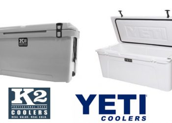 K2 VS. YETI COOLER FACE OFF