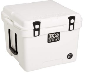 K2 Coolers Summit 30 Cooler, White _ Sports & Outdoors