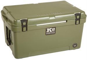 K2 Coolers Summit 50 Cooler, Duck Boat Green