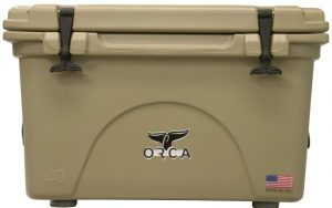 ORCA TP0400RCORCA Cooler, Tan, 40-Quart _ Sports & Outdoors