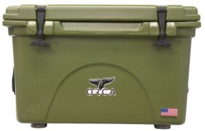 ORCA TW0400RCORCA Cooler, Green, 40-Quart _ Sports & Outdoors