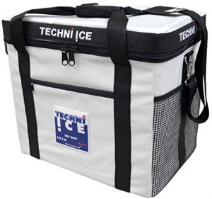 Techni Ice High Performance Cooler Bag (36Qt) _ Sports & Outdoors
