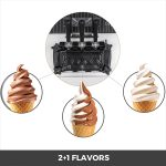 VEVOR Commercial Ice Cream Machine Feature